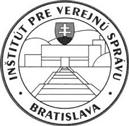 Institut pro veřejnou správu Bratislava