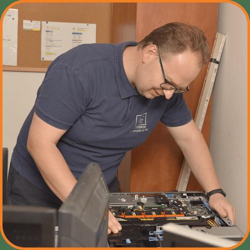 Správa počítačů a výpočetní techniky
