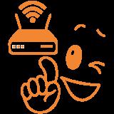 Zabezpečení wifi a domácí sítě